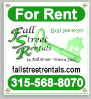 Fall Street Rentals - (315) 568-8070